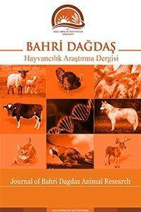 Bahri Dağdaş Hayvancılık Araştırma Dergisi