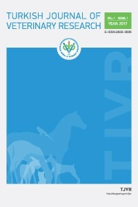 Turkish Journal of Veterinary Research