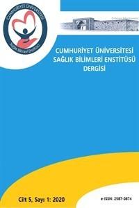 Instıtute of Health Sciences Journal